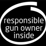 Responsible Gun Owner Inside