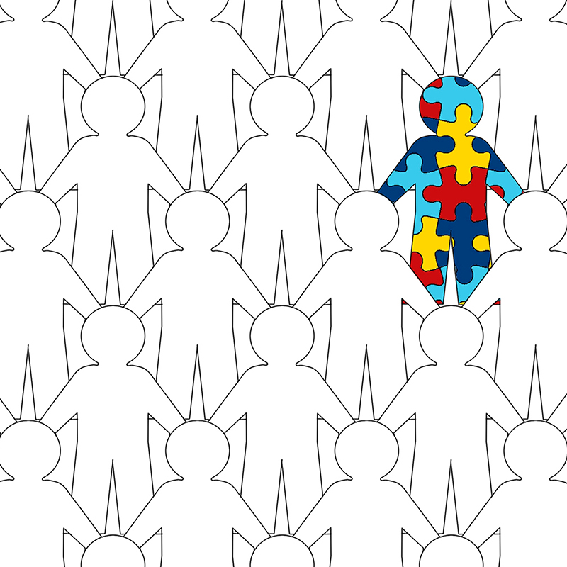 Why is There a Rise in Autism in America?