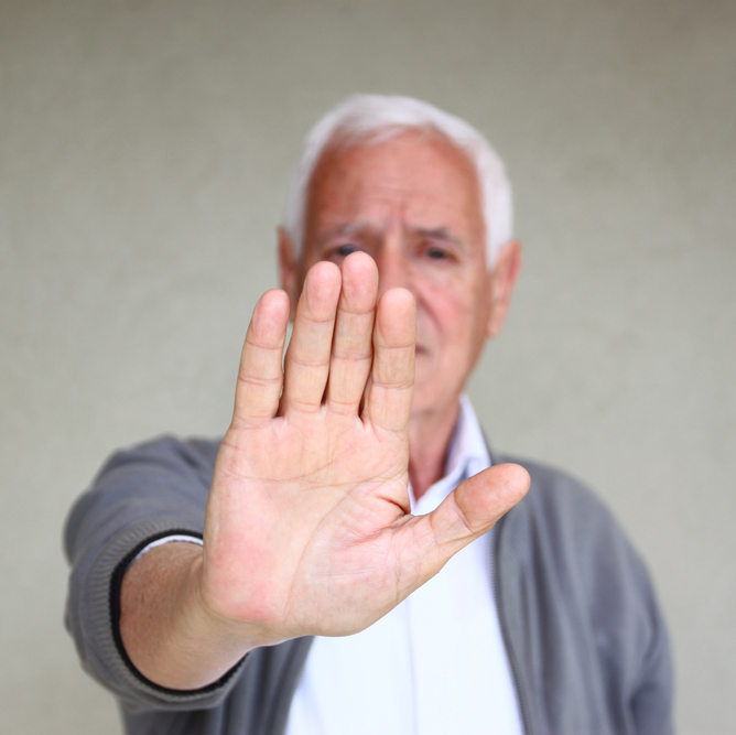 Identifying and Stopping Elder Abuse