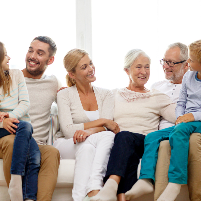 How Healthy Aging and Family Connections Are Related