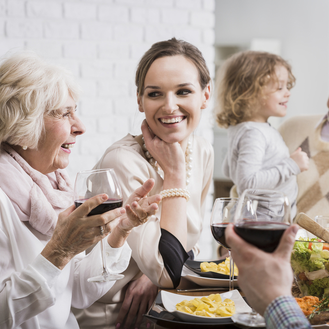 Inter-Generational Living May Be the Key to Long Life