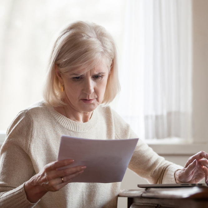 Today's Seniors Are More Likely to Be in Debt