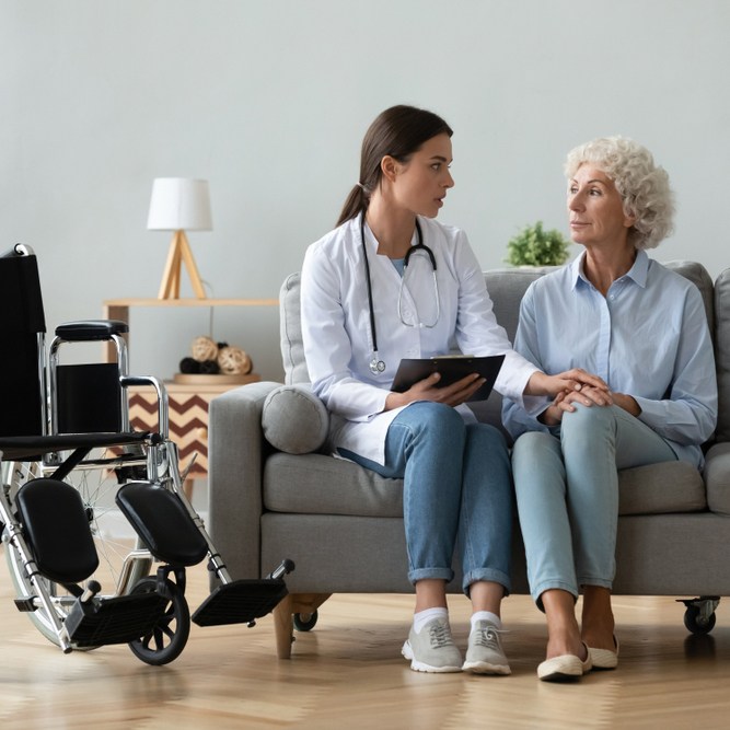 Screening Questions for In-Home Health Care Services
