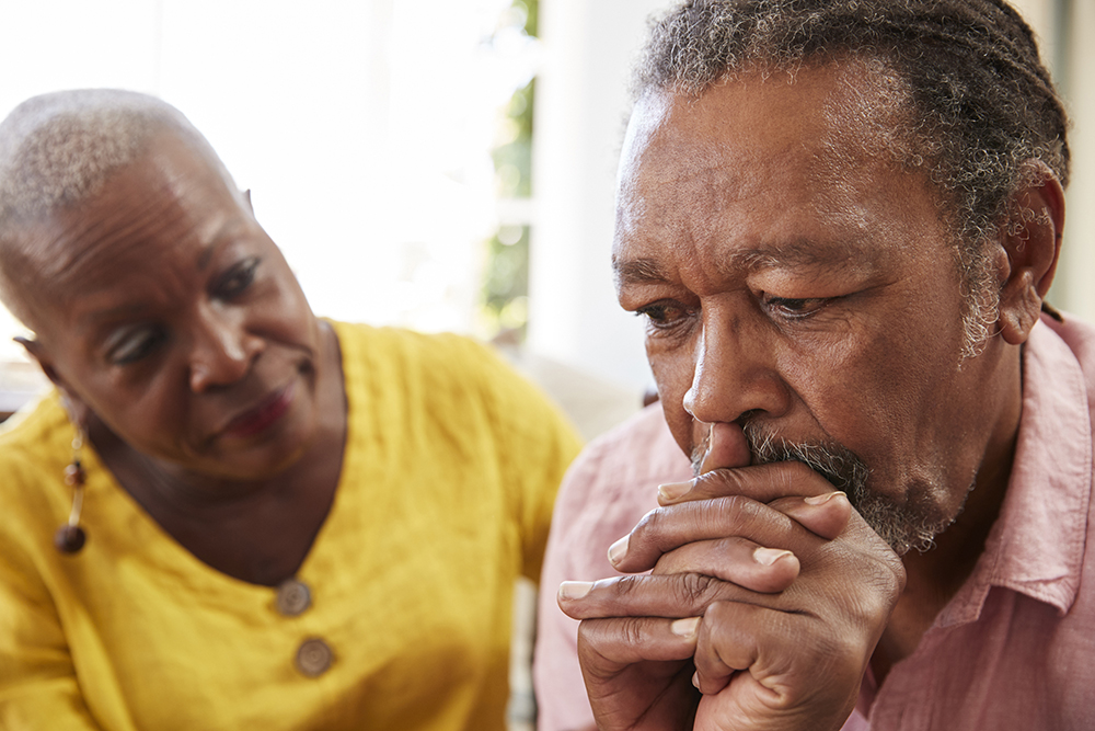 The Underlying Challenges of Caring for a Loved-one With Dementia
