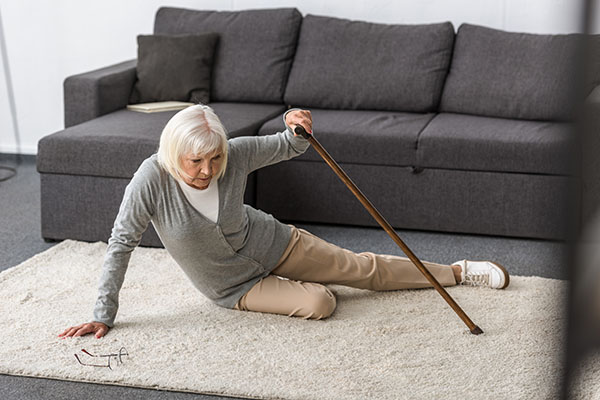 Help Lower the Risk of Seniors Falling