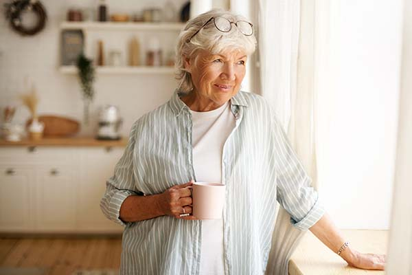 The Challenges of Solo Living While Aging
