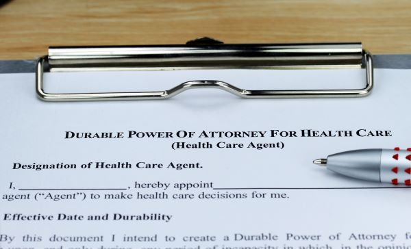 Health Care Power of Attorneys for Alzheimer's and ALS Patients